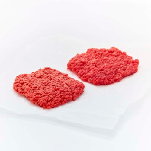 Beef Choice Cubed Steak (About 2 Steaks per Pack) Perspective: front