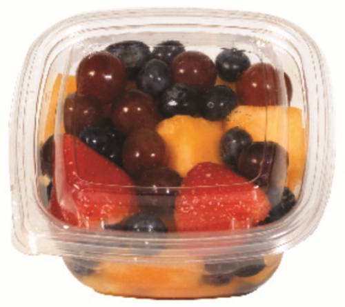 In-Store Cut Fruit Medley Small Cup Perspective: front