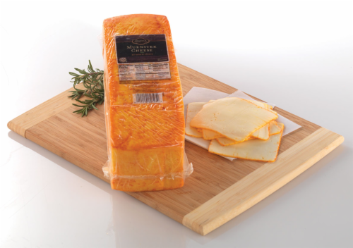 Private Selection™ Grab & Go Muenster Cheese Perspective: front