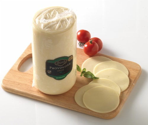 Private Selection™ Grab & Go Provolone Cheese Perspective: front