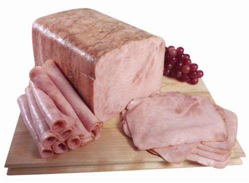 Grab & Go Badger Baked Ham Perspective: front