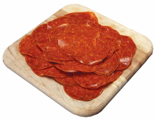 Patrick Cudahy Pepperoni Perspective: front