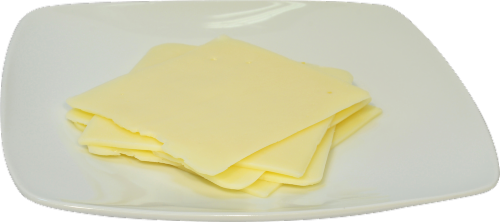 Kroger® White American Cheese Perspective: front