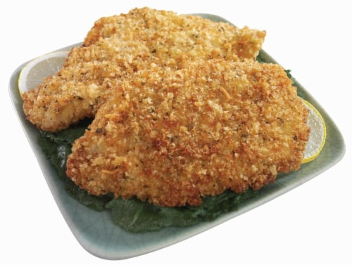 Chicken Milanese Perspective: front