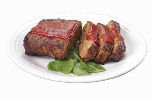 Rotisserie Cold Meatloaf Perspective: front