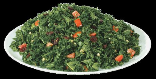 Deli Kale Cranberry Pinenut Salad Perspective: front