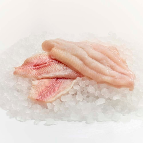 Farm Raised Catfish Fillets Perspective: front