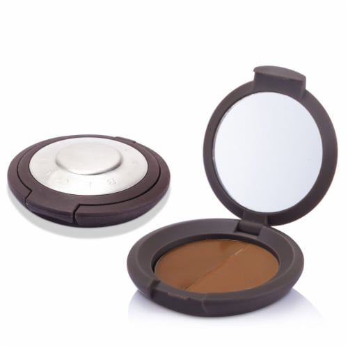 Becca Compact Concealer Medium & Extra Cover Duo Pack  # Molasses 2x3g/0.07oz Perspective: front