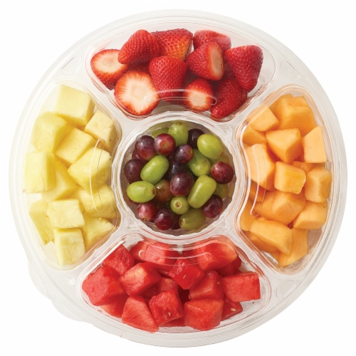 Fresh Cut Fruit Large Party Tray Perspective: front