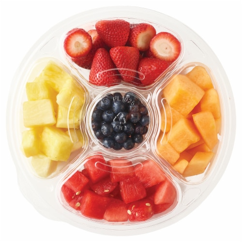 Fresh Cut Fruit Small Party Tray Perspective: front