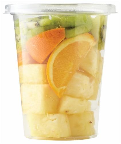Fresh Cut Citrus Mix Cup Perspective: front