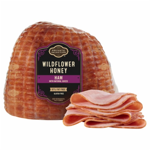 Private Selection™ Wildflower Honey Ham Perspective: front