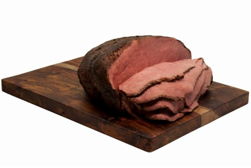 Grab & Go Private Selection Roast Beef Top Round Perspective: front