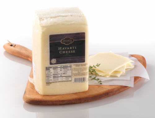 Private Selection™ Havarti Cheese Perspective: front
