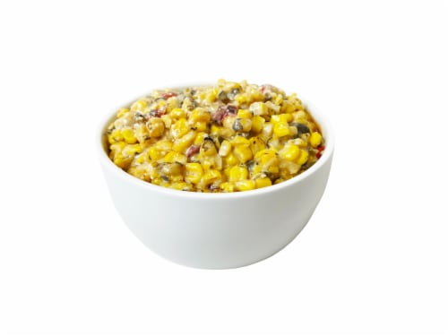 Mexican Street Corn Salad Perspective: front