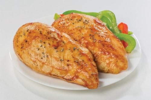 BBQ Boneless Chicken Breast Perspective: front