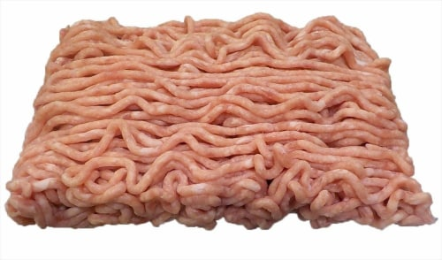 Ground Pork Perspective: front