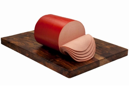 Kahn's Beef Bologna Perspective: front