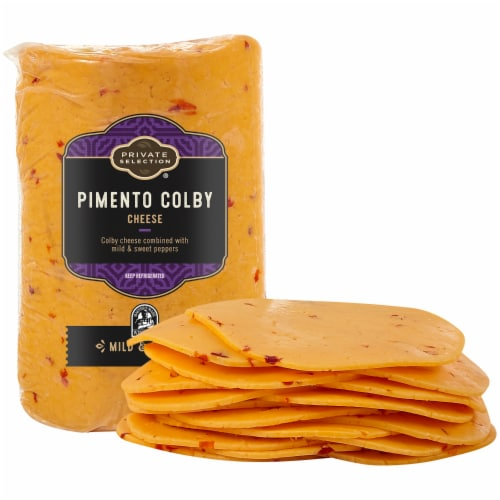 Private Selection™ Pimento Colby Cheese Perspective: front