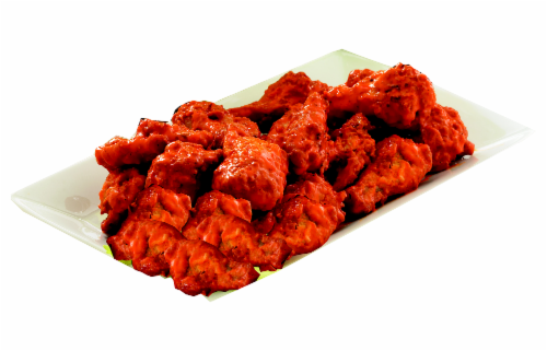 Deli Hot Breaded Buffalo Chicken Wings (NOT AVAILABLE BEFORE 11:00 am DAILY) Perspective: front