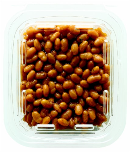 Eli's BBQ Baked Beans Perspective: front