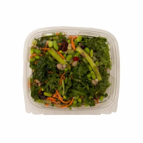 Edamame Caviar Salad Perspective: front
