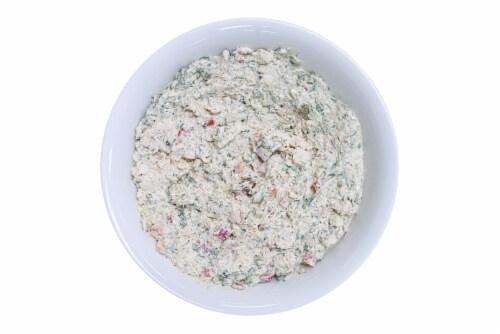 Mediterranean Chicken Salad Perspective: front