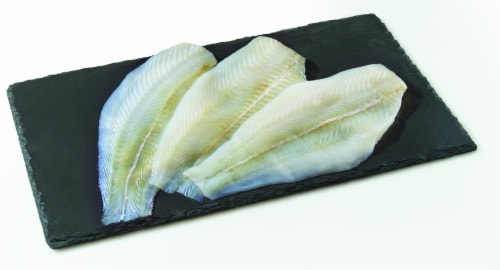 Fresh Sole Dover Fillet (Service Counter) Perspective: front