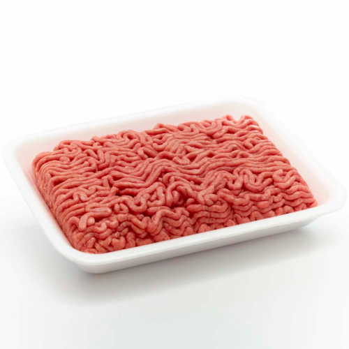 Ground Beef 91-93% Lean Perspective: front