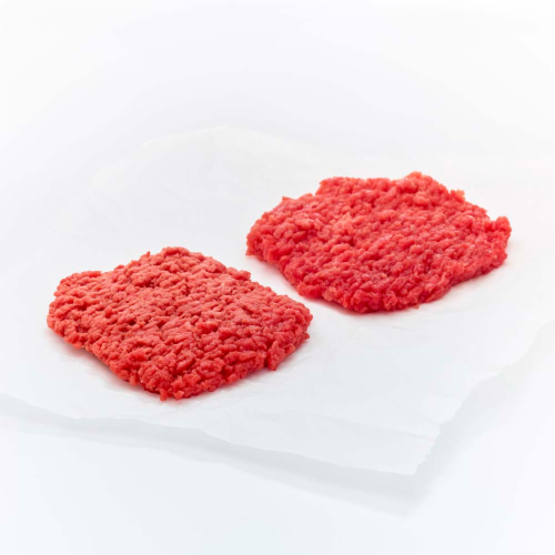 Beef Cubed Steak (About 2 Steaks per Pack) Perspective: front