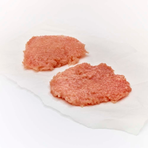 Pork Cubed Steak (About 2 Steaks per Pack) Perspective: front
