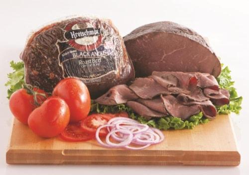 Kretschmar Black Angus Roast Beef Perspective: front