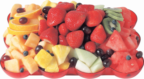 Mixed Fruit Tray Perspective: front