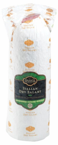 Private Selection™ Dry Italian Salami Perspective: front