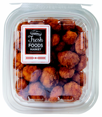 Fresh Foods Market Breaded Popcorn Chicken (COLD) Perspective: front