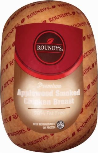 Roundy's Applewood Smoked Chicken Breast Perspective: front