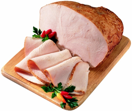Grab & Go Foster Farms Hickory Smoked Turkey Breast Perspective: front