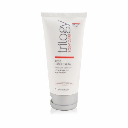 Trilogy Rose Hand Cream (For All Skin Types) 75ml/2.5oz Perspective: front