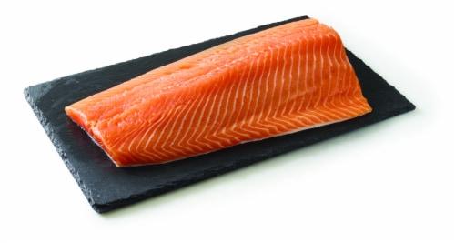 Premium Center Cut Salmon Perspective: front