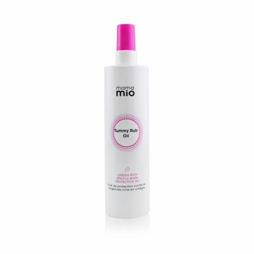 Mama Mio The Tummy Rub Oil  OmegaRich Stretch Mark Protection Oil 200ml/6.7oz Perspective: front