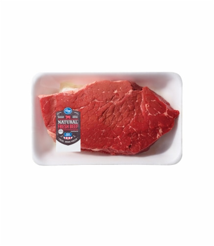 Beef Choice Top Round London Broil Perspective: front