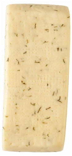 Murray's Dill Havarti Cheese Perspective: front