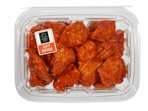 Fresh Foods Market Zesty Buffalo Chicken Wings Perspective: front