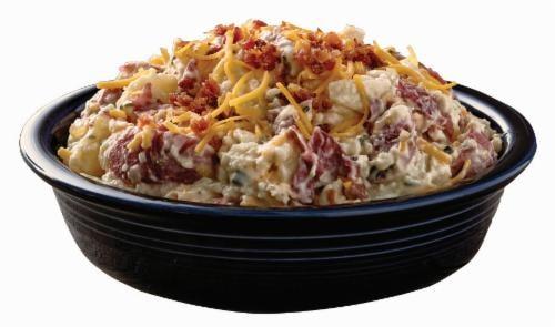 Steakhouse Potato Salad Perspective: front
