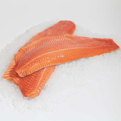 Steelhead Fillet (Fresh Farm Raised) Perspective: front