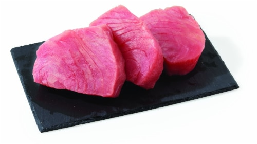 Tuna Loin (Service Counter) Perspective: front
