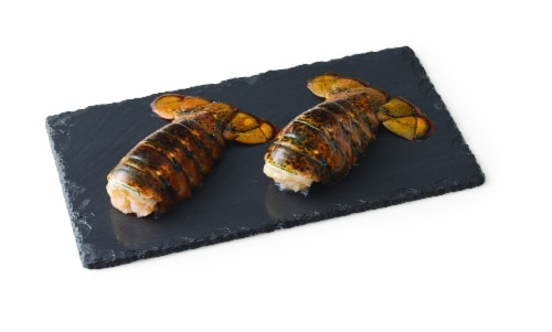 Wild Caught Lobster Tail 4-6 oz (1 Lobster Tail) Perspective: front