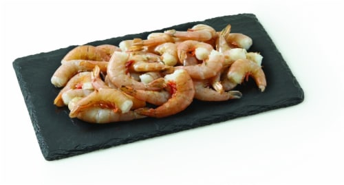 Shrimp Raw Texas Gulf XX Large 16/25 Count (Wild Caught Previously Frozen) (Service Counter) Perspective: front