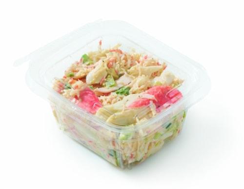 Seafood Salad Kickin Krab Perspective: front