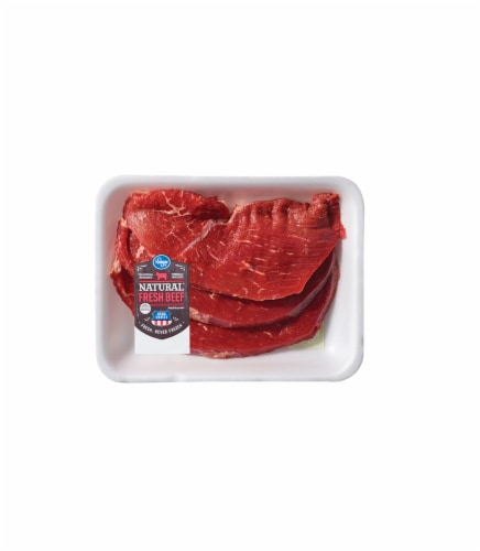 Beef Choice Sirloin Tip Steak Perspective: front